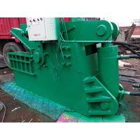 废旧金属下脚料液压剪切机-160吨金属切断机价格-回收站配套设备-山东金亿机械