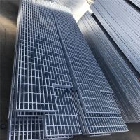 热镀锌格栅板 平台钢格板 地沟盖板