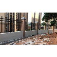 广东深圳锌钢艺术围栏市政隔离网款式新颖使用寿命长别墅围墙护栏