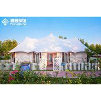 广州酒店帐篷厂家-户外野奢酒店帐篷是休闲旅屋不二选择