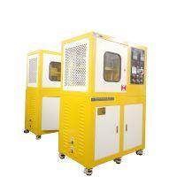 供应锡华压片机实验室小型平板硫化机全自动压模机塑料压片试验机