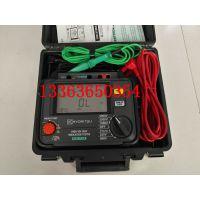 3125A日本共立KYORITSU高压绝缘电阻测试仪兆欧表汇能