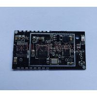 2.4G无线音频模块无线收发模块教学麦克风AWA8810定制方案PCB板