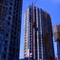 厂家销售施工升降机 室外建筑施工电梯