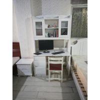 实木书桌架,原木书柜定做,厦门书柜定做厂家