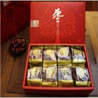 红枣包装盒定做 新疆大枣包装盒定做 冬枣礼盒定做 通用包装盒
