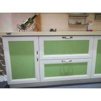 整体橱柜厂家 整木定制 整体橱柜尺寸 实木复合门和实木门