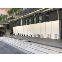 深圳书画院展板租赁-挂画展板租赁-展板低价出租工厂