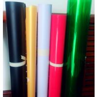 厂家供应100%全新料pet 片材覆膜印刷pvc胶片斜纹折盒pp塑料片