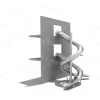 不锈钢滑梯 室内商场螺旋滑梯 儿童游乐设施 木质拓展训练 北京同兴伟业直销定制