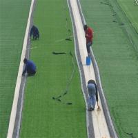 假草坪接缝处怎么处理 幼儿园假草坪哪种好 阳台铺人造草皮