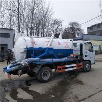 小型5立方吨吸污车 5立方吨东风多利卡吸污系列 直销自排吸污车