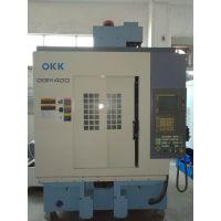 OKKVP400立式加工中心,二手电脑锣CNC