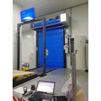 厂家订制直贴冷库新型节能冷库快速门,节能环保,便捷操作