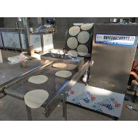 优品小型烤鸭饼机厂家 蛋皮成型机 超薄鸭饼皮加工设备