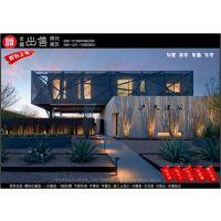售沪惠88M2模块化花园洋房 豪华别墅 集成房钢结构房 美国地产代理 建筑项目合作