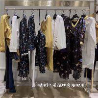 miss li2019年夏装品牌折扣尾货女装批发清仓处理女装货源开店