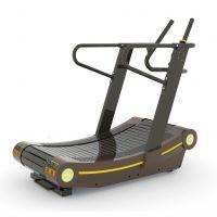奥圣嘉工厂直销无动力跑步机大型商用健身房自发电机械跑步机
