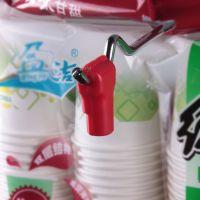 小红锁挂超市钩防盗锁扣手机配件防盗锁头stop lock