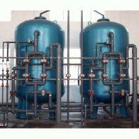 离子交换设备原水处理