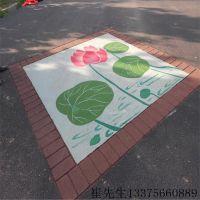 西藏彩色防滑胶水透水道路供应厂家