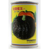 短蔓蜜王 疙瘩型 日本南瓜种子 味道粉甜  大田基地耐热高产春播