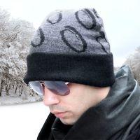 冬天保暖帽子男士冬季针织帽男秋冬季户外保暖毛线帽子厚款韩版帽
