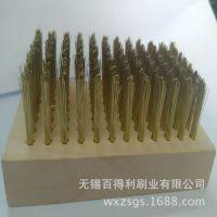 专业生产钢丝刷 铜丝刷不锈钢丝刷 清洁除锈刷 尼龙丝刷厂家直销