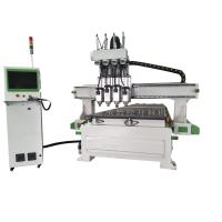 诺承NC-1325W柜体数控下料机价位 板式家具开料机价格 全自动雕刻机