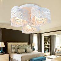 LED吊灯现代简约客厅灯饰创意大气餐厅卧室灯具个性艺术天