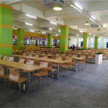 黄冈学生饭堂桌椅批发,食堂快餐桌椅厂家