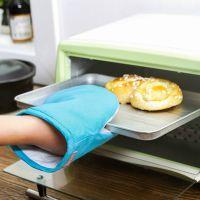 【保用1年】耐高温全棉加厚烤箱微波炉防烫隔热手套(单只售)