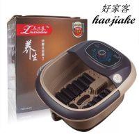 机械款足浴盆全自动加热按摩洗脚盆电动泡脚足疗桶足浴器会销礼品