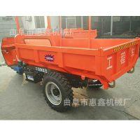 农用三轮车厂家直销 大载重农用三轮车参数 工程机械柴油三轮车