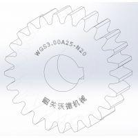 供应标准直齿轮【 M3.00 】,A型,精密齿轮,正齿轮