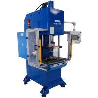 数控油压机,液压冲压机,BSW07S伺服压装机