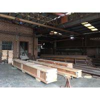 广州出口木箱钢带木箱木框箱围板箱钢边快装箱