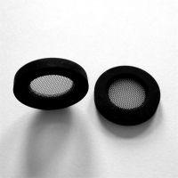 不锈钢滤网外径21mm黑色过滤网垫片