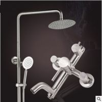 304不锈钢淋浴花洒套装淋浴暗装花洒喷头沐浴套装淋浴器莲蓬头