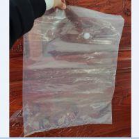 多层共挤透明排气阀袋,真空呼吸阀饲料袋