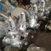 304不锈钢法兰闸阀Z41W-16P DN100 优质明杆楔形闸阀 Z41W