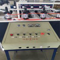 传送带式PVC板材贴面机 木纹纸贴纸机卷材片材贴面机