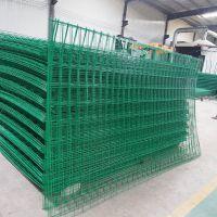 高速围栏网 铁丝网护栏厂家 框架护栏网价格