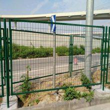 绿化带隔离网 清远勾花网 中山框架防爬栏