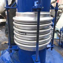 供应DN250 40KG不锈钢法兰波纹补偿器 耐高温高压膨胀节