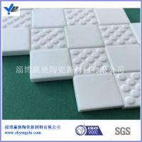 耐磨陶瓷片,赢驰专业供应陶瓷马赛克、凸点、六边形陶瓷片