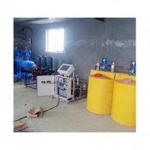 农业灌溉自动反冲洗砂石叠片过滤器施肥机造价