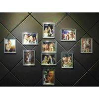 8寸十全十美照片墙创意礼品 影楼礼品  活动礼品 策划礼品