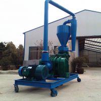 稻谷抽粮机知名 高压风力除尘装置装卸料输送机黄石