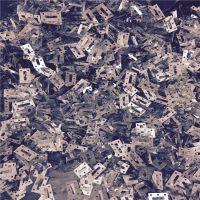 厂家销售固定铁丝网用挂片 建筑钢丝网挂片镀锌板